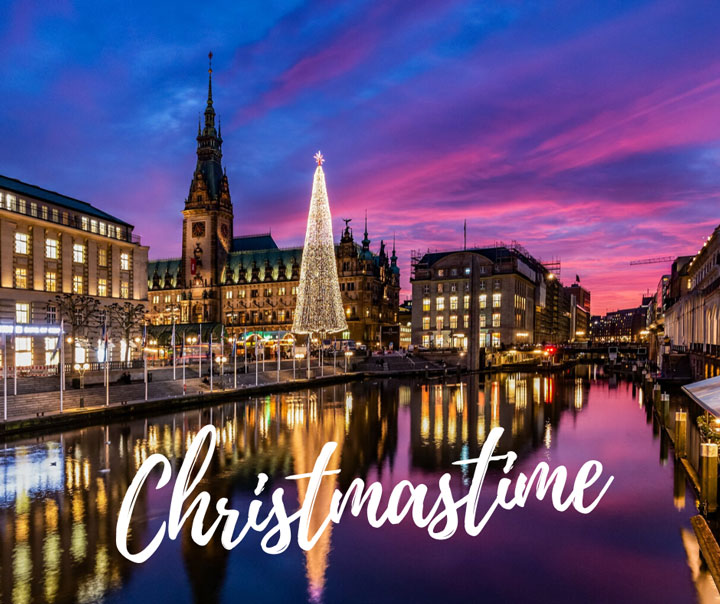Christmastime River Cruises